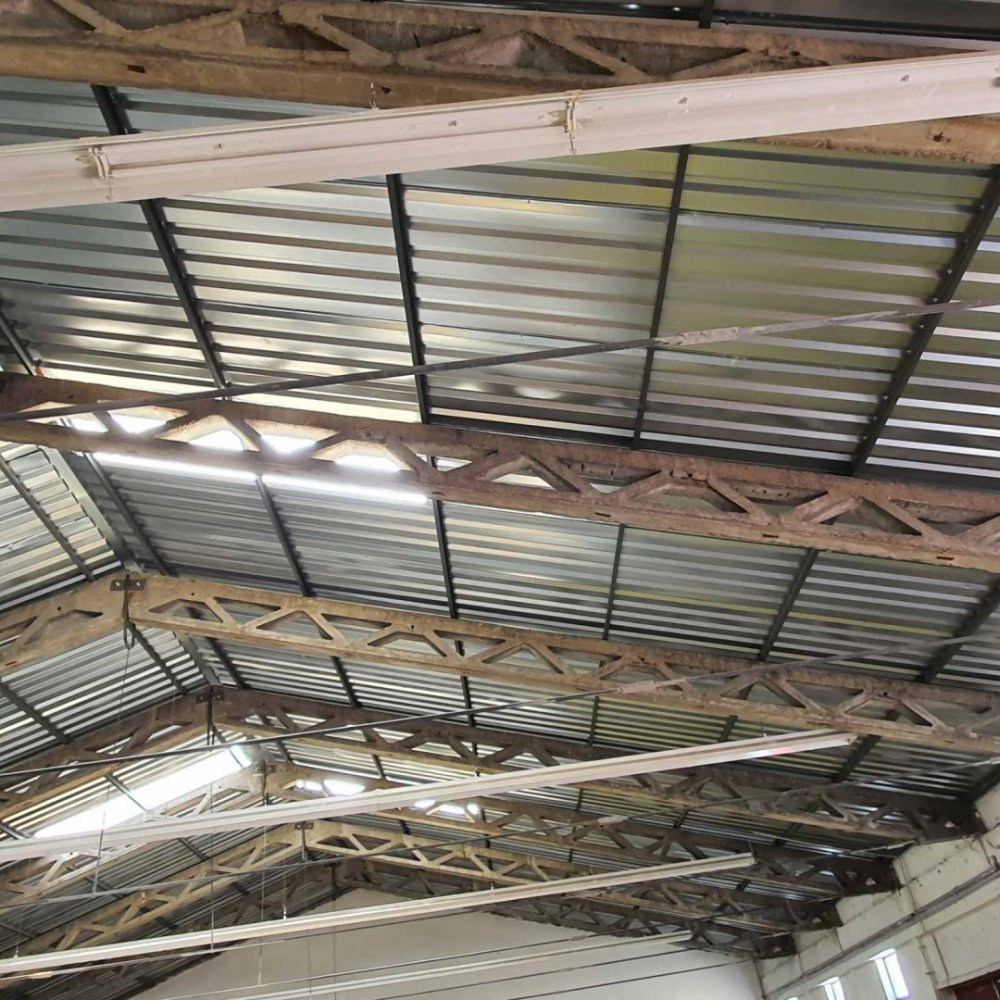Reinforced concrete main girder roof structure (without shell) !!! Other
